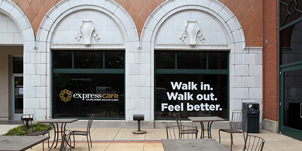 Urgent Care Walk-In Clinic Downtown Chattanooga TN
